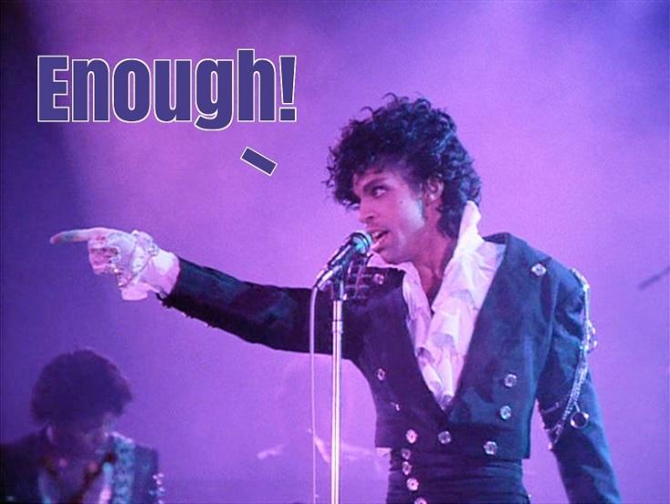 Prince Enough