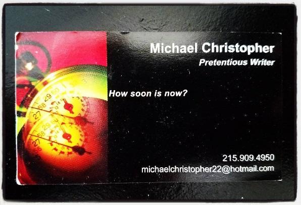 OG Business Card MC