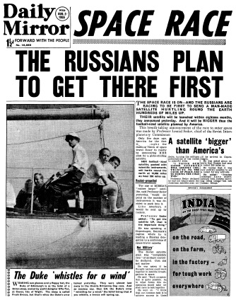 Russians First