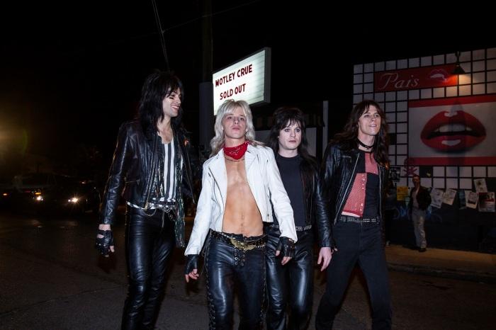 Mötley Crüe Movie 'The Dirt' Lands onNetflix