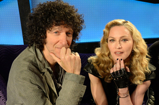 The Music Feuds of Howard Stern