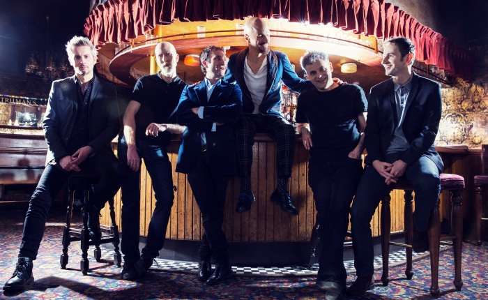 Interview: James Frontman TimBooth